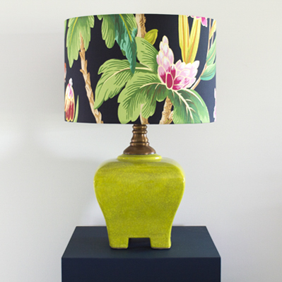 Custom Handmade Lamps By Brisbane S Bowerbird Collections