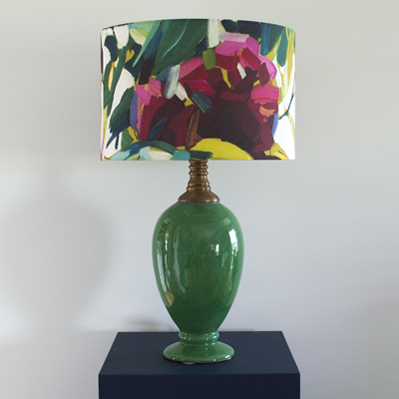 Jade Narrow with Bloom Shade