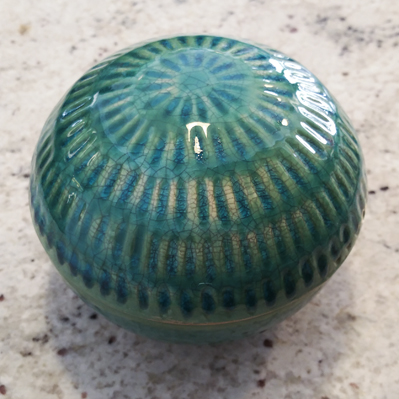 Deep Aqua Dome Trinket