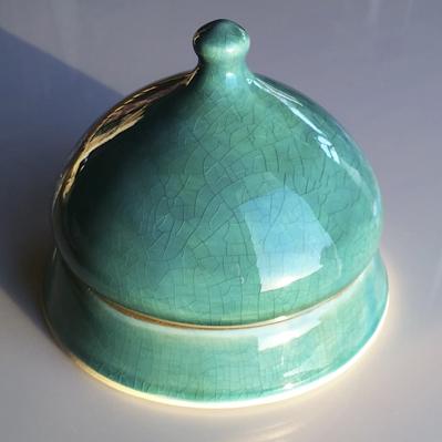 Emerald Moroccan Trinket