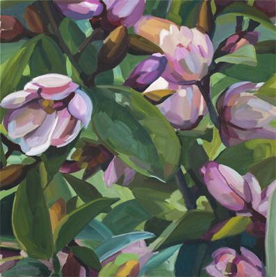 Magnolias $910