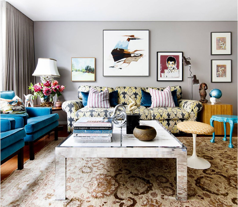 Eclectic Interior Design: Eclectic Interior Design: 8 Tips On How To Create A