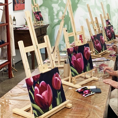 Tulips workshop